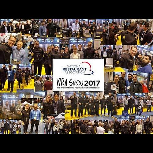 Impressions of VITO @ NRA 2017